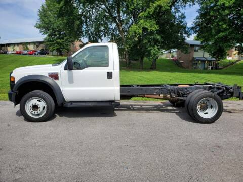 2008 Ford F-450 Super Duty for sale at Knoxville Wholesale in Knoxville TN