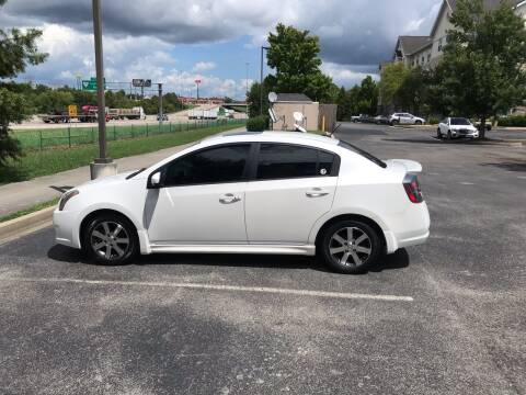 2011 Nissan Sentra for sale at Knoxville Wholesale in Knoxville TN
