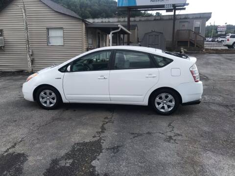 2008 Toyota Prius for sale at Knoxville Wholesale in Knoxville TN