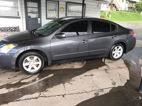 2009 Nissan Altima for sale at Knoxville Wholesale in Knoxville TN