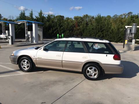 1998 Subaru Legacy for sale at Knoxville Wholesale in Knoxville TN