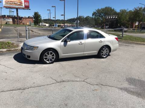 2006 Lincoln Zephyr for sale at Knoxville Wholesale in Knoxville TN