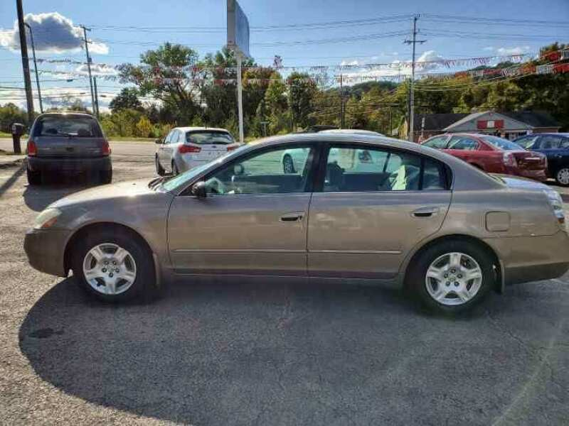 2003 Nissan Altima for sale at Knoxville Wholesale in Knoxville TN