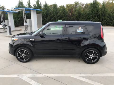 2016 Kia Soul for sale at Knoxville Wholesale in Knoxville TN