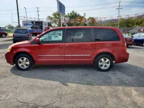 2008 Dodge Grand Caravan for sale at Knoxville Wholesale in Knoxville TN