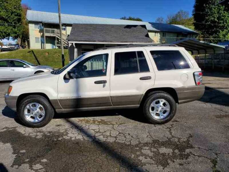 1999 Jeep Grand Cherokee for sale at Knoxville Wholesale in Knoxville TN