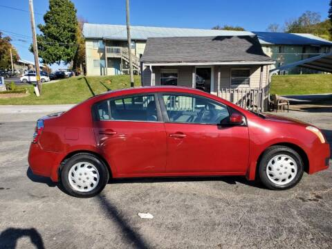 2007 Nissan Sentra for sale at Knoxville Wholesale in Knoxville TN