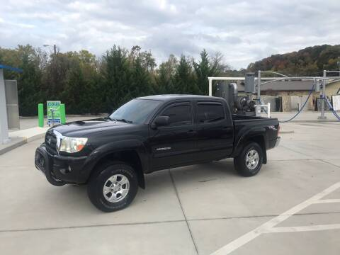 2005 Toyota Tacoma for sale at Knoxville Wholesale in Knoxville TN
