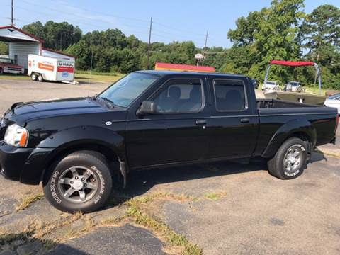 2004 Nissan Frontier for sale in Rocky Mount, NC
