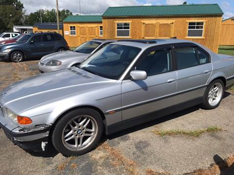 2000 BMW 7 Series for sale in Rocky Mount, NC
