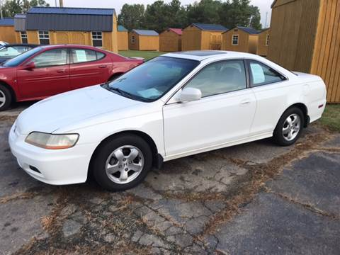 2001 Honda Accord for sale in Rocky Mount, NC