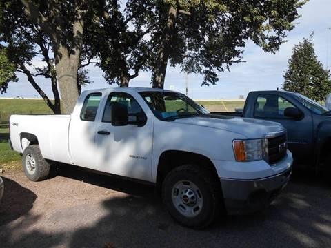 2011 GMC Sierra 2500HD for sale in Sioux Falls, SD