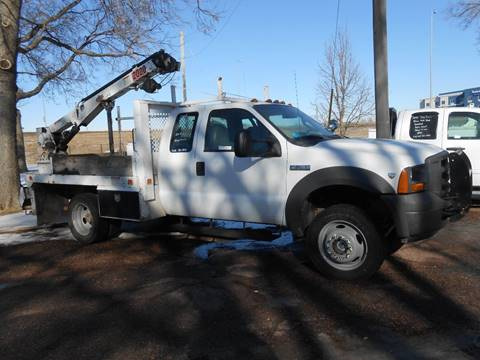 2005 Ford F-550 for sale in Sioux Falls, SD