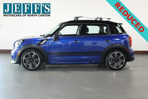 2015 MINI Countryman for sale in North Canton, OH