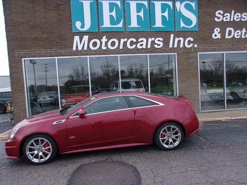 2014 Cadillac Cts V Reviews Carsforsale Com