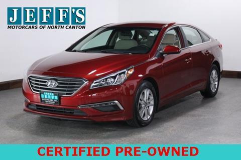2015 Hyundai Sonata for sale in North Canton, OH