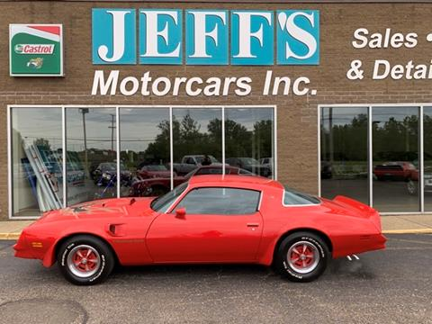 1978 Pontiac Firebird for sale in North Canton, OH