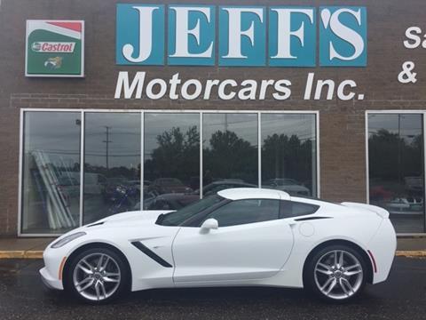 2015 Chevrolet Corvette for sale in North Canton, OH