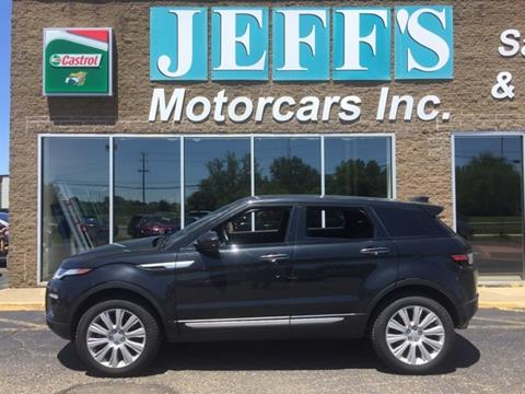 2016 Land Rover Range Rover Evoque for sale in North Canton, OH