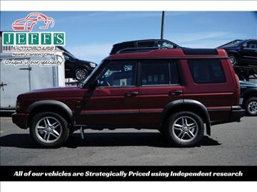 2003 Land Rover Discovery for sale in North Canton, OH
