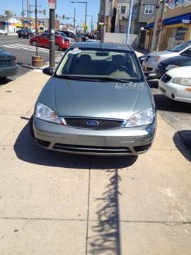 2006 Ford Focus for sale at K J AUTO SALES in Philadelphia PA