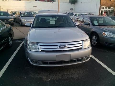 2008 Ford Taurus for sale at K J AUTO SALES in Philadelphia PA