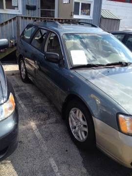 2001 Subaru Outback for sale at K J AUTO SALES in Philadelphia PA