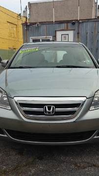 2005 Honda Odyssey for sale at K J AUTO SALES in Philadelphia PA