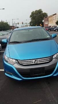 2010 Honda Civic for sale at K J AUTO SALES in Philadelphia PA