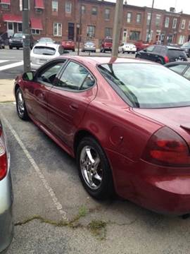 2004 Pontiac Grand Prix for sale at K J AUTO SALES in Philadelphia PA
