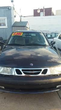 2001 Saab 9-3 for sale at K J AUTO SALES in Philadelphia PA