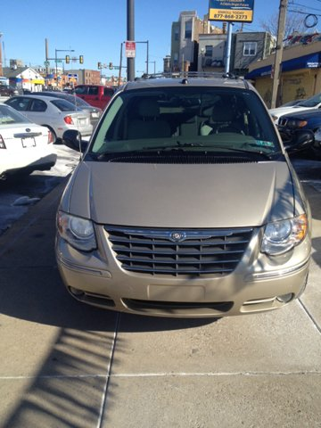 2005 Chrysler Town and Country for sale at K J AUTO SALES in Philadelphia PA
