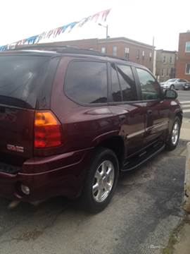 2007 GMC Envoy for sale at K J AUTO SALES in Philadelphia PA