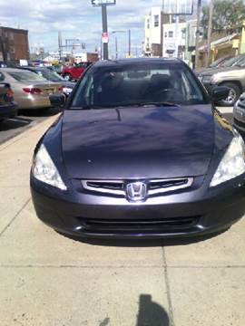 2005 Honda Accord for sale at K J AUTO SALES in Philadelphia PA