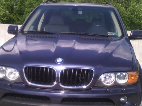 2006 BMW X5 for sale at K J AUTO SALES in Philadelphia PA