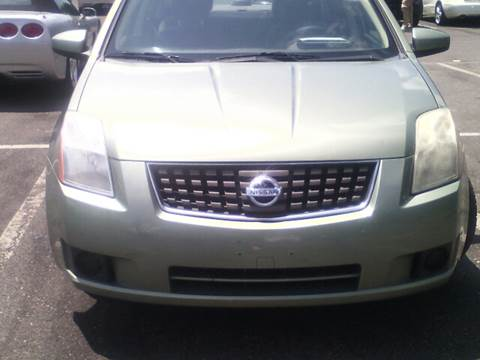 2007 Nissan Sentra for sale at K J AUTO SALES in Philadelphia PA