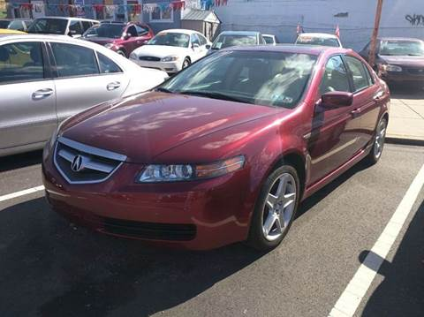2004 Acura TL for sale at K J AUTO SALES in Philadelphia PA