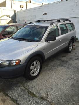 2004 Volvo XC70 for sale at K J AUTO SALES in Philadelphia PA