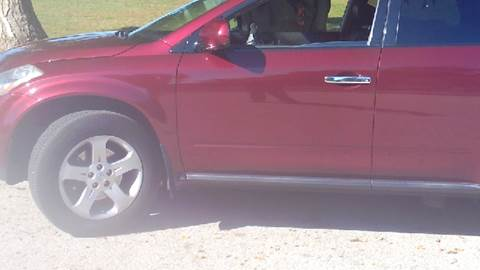 2005 Nissan Murano for sale at K J AUTO SALES in Philadelphia PA