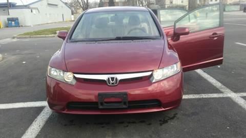 2006 Honda Civic for sale at K J AUTO SALES in Philadelphia PA