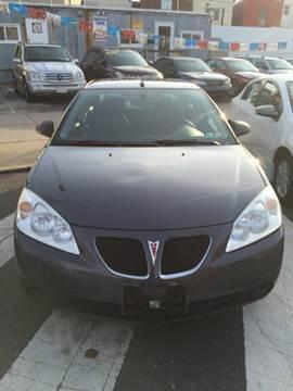 2008 Pontiac G6 for sale at K J AUTO SALES in Philadelphia PA