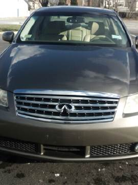 2006 Infiniti G35X for sale at K J AUTO SALES in Philadelphia PA