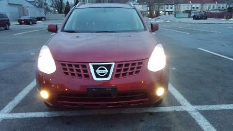 2008 Nissan Rogue for sale at K J AUTO SALES in Philadelphia PA