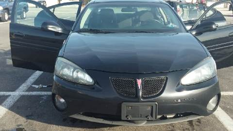 2007 Pontiac Grand Prix for sale at K J AUTO SALES in Philadelphia PA