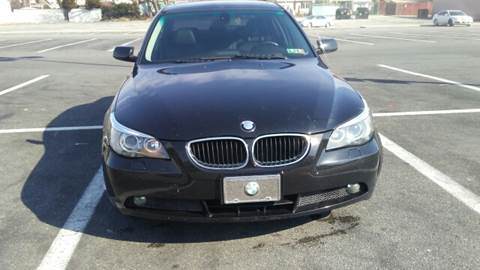 2004 BMW 5 Series for sale at K J AUTO SALES in Philadelphia PA
