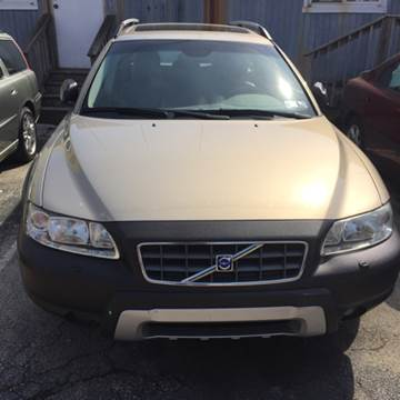 2005 Volvo XC70 for sale at K J AUTO SALES in Philadelphia PA