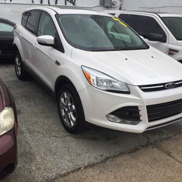 2013 Ford Escape for sale at K J AUTO SALES in Philadelphia PA