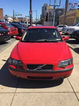 2002 Volvo S60 for sale at K J AUTO SALES in Philadelphia PA
