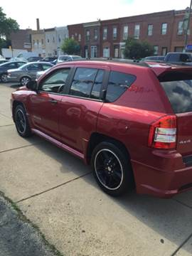 2008 Jeep Compass for sale at K J AUTO SALES in Philadelphia PA