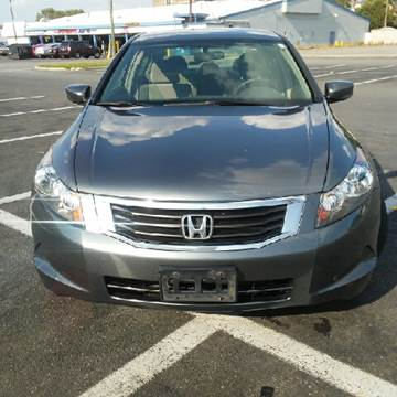 2008 Honda Accord for sale at K J AUTO SALES in Philadelphia PA